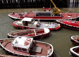 Our Vessels - Thameside Services Marine Ltd