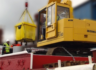 What We Do - Thameside Services Marine Ltd