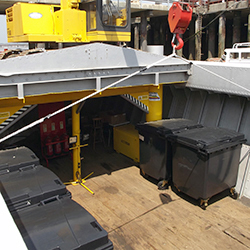 Waste Transfer - Thameside Services Marine Ltd