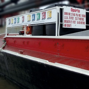 About Us - Bins by Barge | Thameside Services Marine Ltd