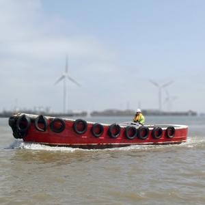 Open Workboats | Thameside Services Marine Ltd